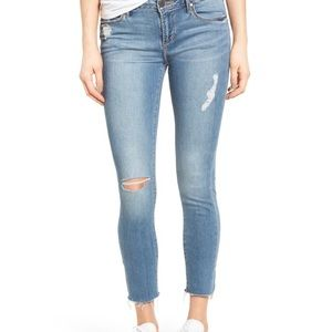 3/$30 Articles of Society Carly Skinny Crop Sz 28
